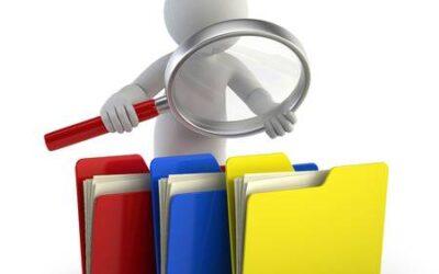 Guida alla consultazione delle informazioni presenti sul sito internet