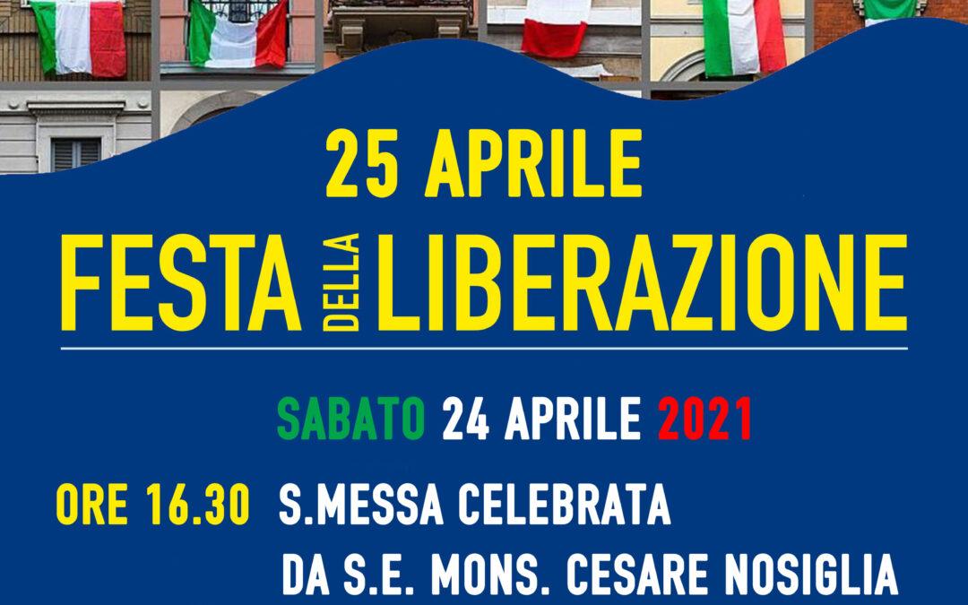 Festa della Liberazione 2021