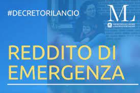 Reddito di Emergenza 2021. Prorogato al 31 maggio il termine di presentazione delle domande